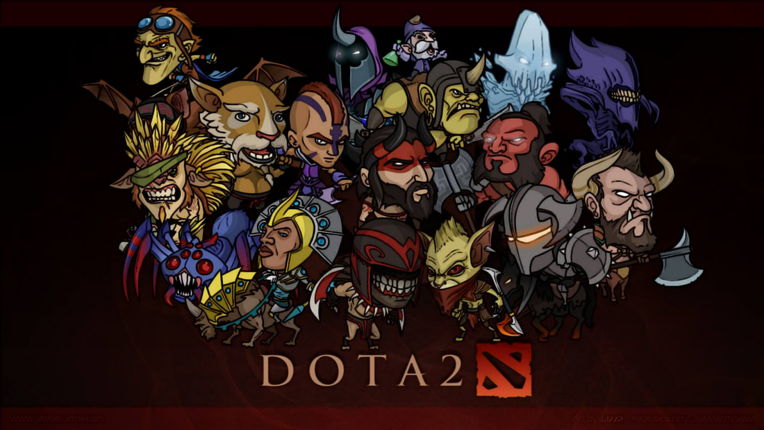 DOTA 2 PATCH 6 07F - Blog